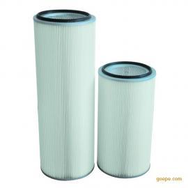 定制供应日本东丽覆膜阻燃式滤筒滤芯 除尘滤筒 空气净化滤芯