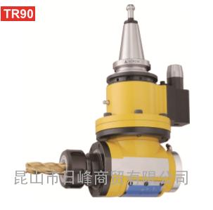 TR角度头刀柄BT50-TR90-SM22-195