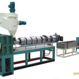 甘肃再生塑料机械 塑料造粒机