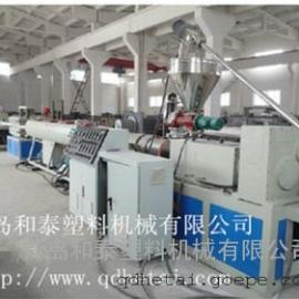 PE,PPR塑料管材设备,pvc管材设备机器 和泰专业生产