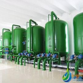 碳钢阴阳离子交换器|混合离子交换器|混床――济宁净源环保