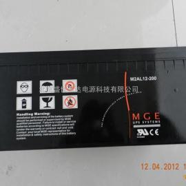 梅兰日兰蓄电池M2AL12-200(12V200AH)