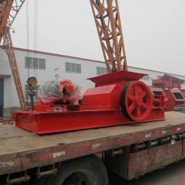 长沙卖高细碎对辊机齿辊破碎机石料生产线制砂机设备厂家销售部