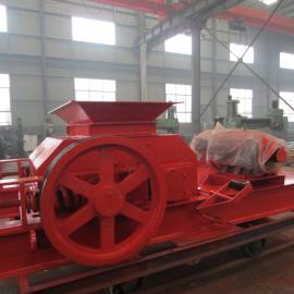 咸宁卖对辊破碎机颚破机河卵石破碎制砂机石料生产线厂家经销商