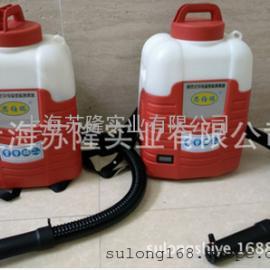哈逊ULV4.5锂电池超低容量喷雾器、背负式电动喷雾器