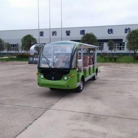 重庆燃油观光车/14人座景区旅游观光燃油车销售
