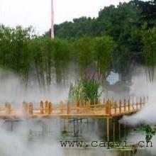 旅游景点造景造雾旅游景点喷雾降温