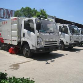 江铃凯锐洗扫车-生产中型洗扫车、大型洗扫车厂家