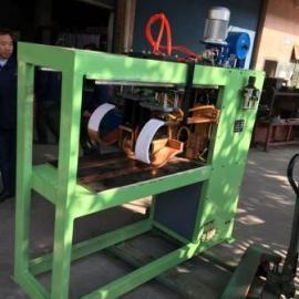 钢带接驳滚焊机,双轮纵向滚焊机