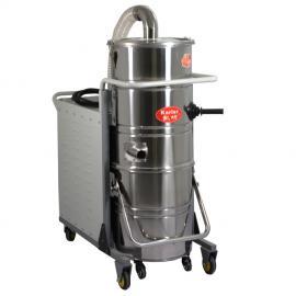 工厂吸铜粉吸尘器工业大功率工厂车间用380V无刷吸尘器100L