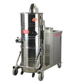 380V大功率吸尘器制造厂吸铁屑铁渣粉末大型工业吸尘设备