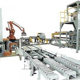 1-50kg全自动(无人化)称重计量包装码垛生产线