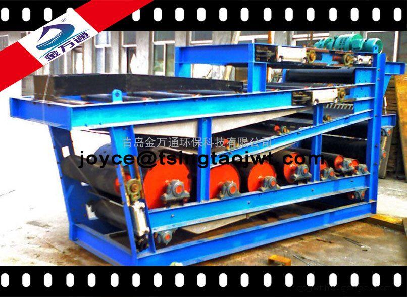 带式压滤机 带式污泥脱水机 厂家直销 品质保证