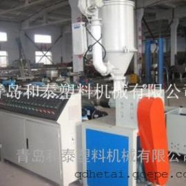 pe单壁波纹管生产线,PE波纹管设备,塑料管材设备深度验厂