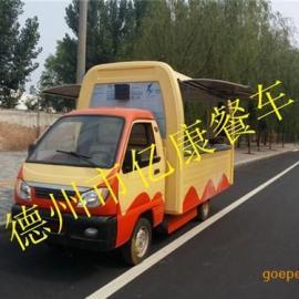 移动小吃车房车,小吃车房车,亿康餐车(多图)