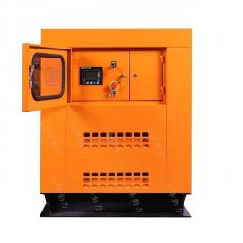 直流静音箱式柴油发电机300kw