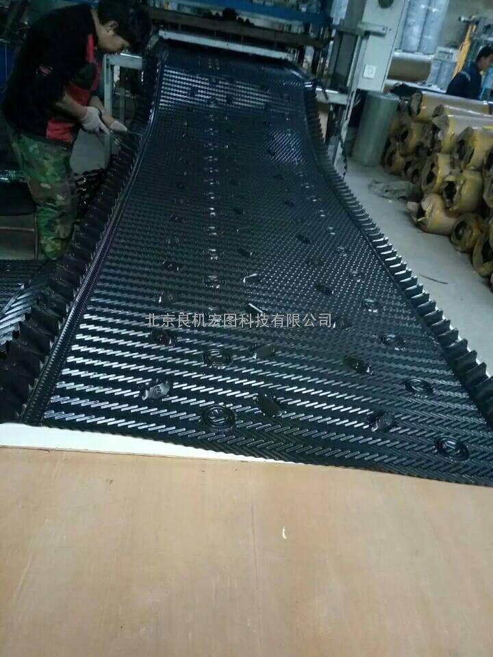 北京马利冷却塔填料施工