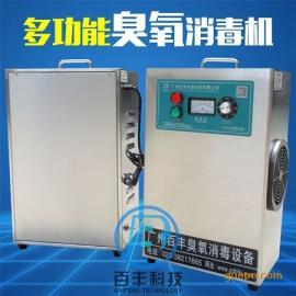 小型常压风量多功能臭氧消毒机