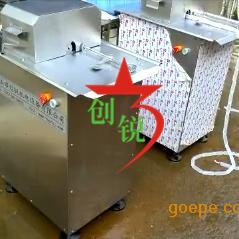 创锐CR-100电动手动单条香肠扎线机