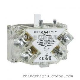 square d按钮开关触点块9001-KA1美国施耐德
