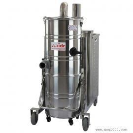 大功率工业吸尘器大型车间吸铁屑用吸尘机WX100/22