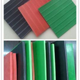 生产电厂绝缘胶垫厂家/黑色防滑橡胶垫价格实惠 经久耐用