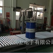 单头半自动液体称重灌装机(化工防爆)_上海凯士电子有限公司