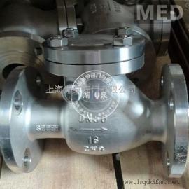HH42W-16P不锈钢止回阀