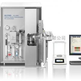 德国ELTRA红外碳硫分析仪