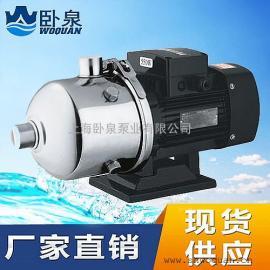 CHL型不锈钢圆筒卧式轻型多级泵