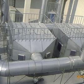 洗涤塔+活性炭