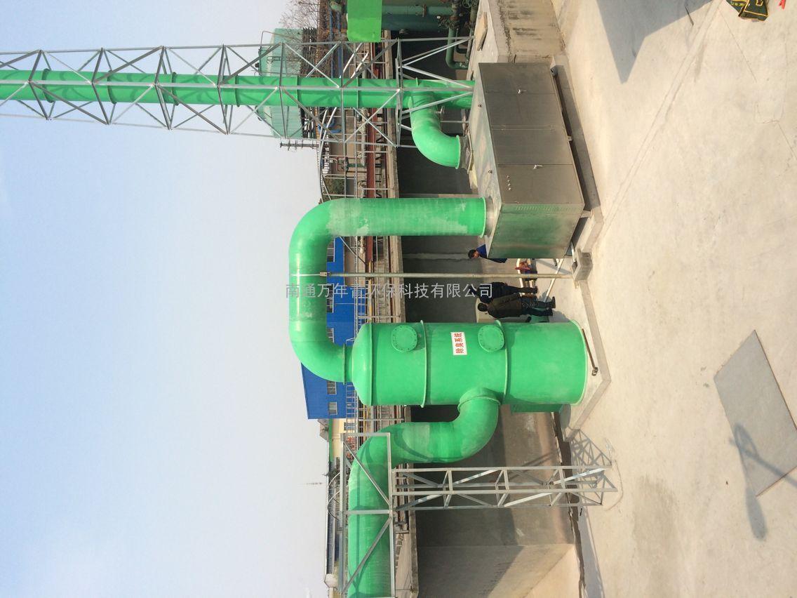 玻璃钢酸碱洗涤塔(喷淋塔) 废气处理成套设备
