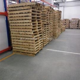 松木托盘 实木周转木卡板 出口木质托盘定制仓库物流木托盘