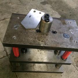 炬成方管切断模具冲孔模具下料模具定做