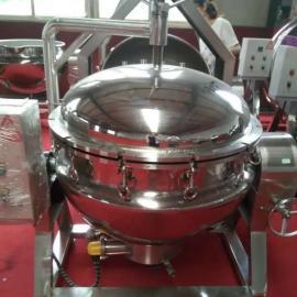 导热油夹层锅,大豆高压蒸煮锅,豆豉高压蒸煮锅