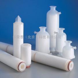 密理博Aervent 0.2umPTFE空气除菌过滤器滤芯