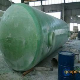 永济市 地埋式降解化粪池 玻璃钢化粪池