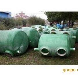 明水县 污水处理化粪池 专供玻璃钢化粪池