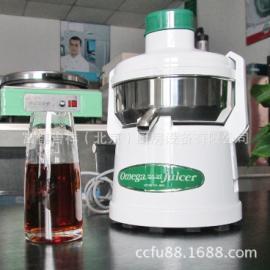 美国欧米茄榨汁机Omega 4000 商用多功能榨汁机