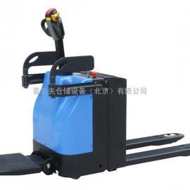 供应普尔夫全电动托盘搬运车2吨2.5T全电动搬运车3T北京