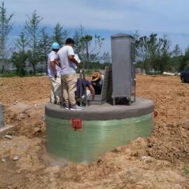 江西一体化预制泵站