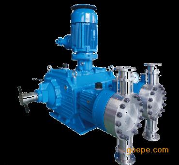 计量泵 北京格瑞威特环保设备有限公司 产品展示 德帕姆 > 隔膜计量泵