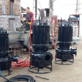 耐磨材质吸沙泵、抽沙泵、泥沙泵