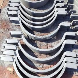 基准型双螺栓管夹生产厂家