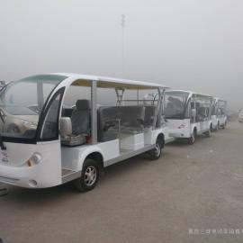 重庆綦江凤凰谷景区燃油观光车/重庆旅游电动观光车