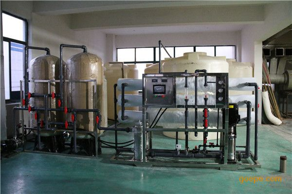 扬州电镀污水处理,电镀纯水处理设备,PCB电镀用水设备