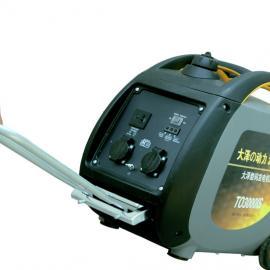 原装日本大泽品牌3kw数码变频发电机报价