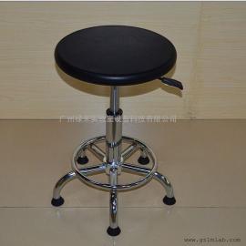 供应无尘车间防静电椅子 防静电升降圆凳 洁净凳子椅子