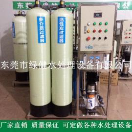 0.5t/h反渗透去离子水设备