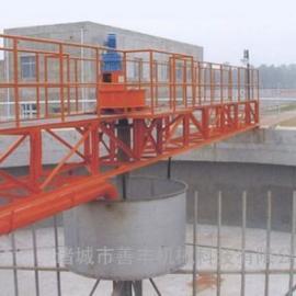 供应厂家善丰机械-中心传动刮吸泥机